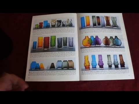 Small Chat on Powell & Sons ,  Whitefriars Glass and Book Review