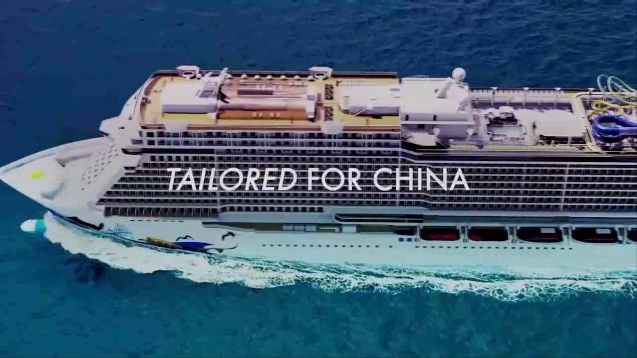 Cruise Ships Designed For Chinese Market YouTube - Chinese cruise ship