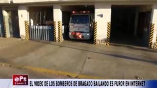 EL VIDEO DE LOS BOMBEROS DE BRAGADO BAILANDO ES FUROR EN INTERNET