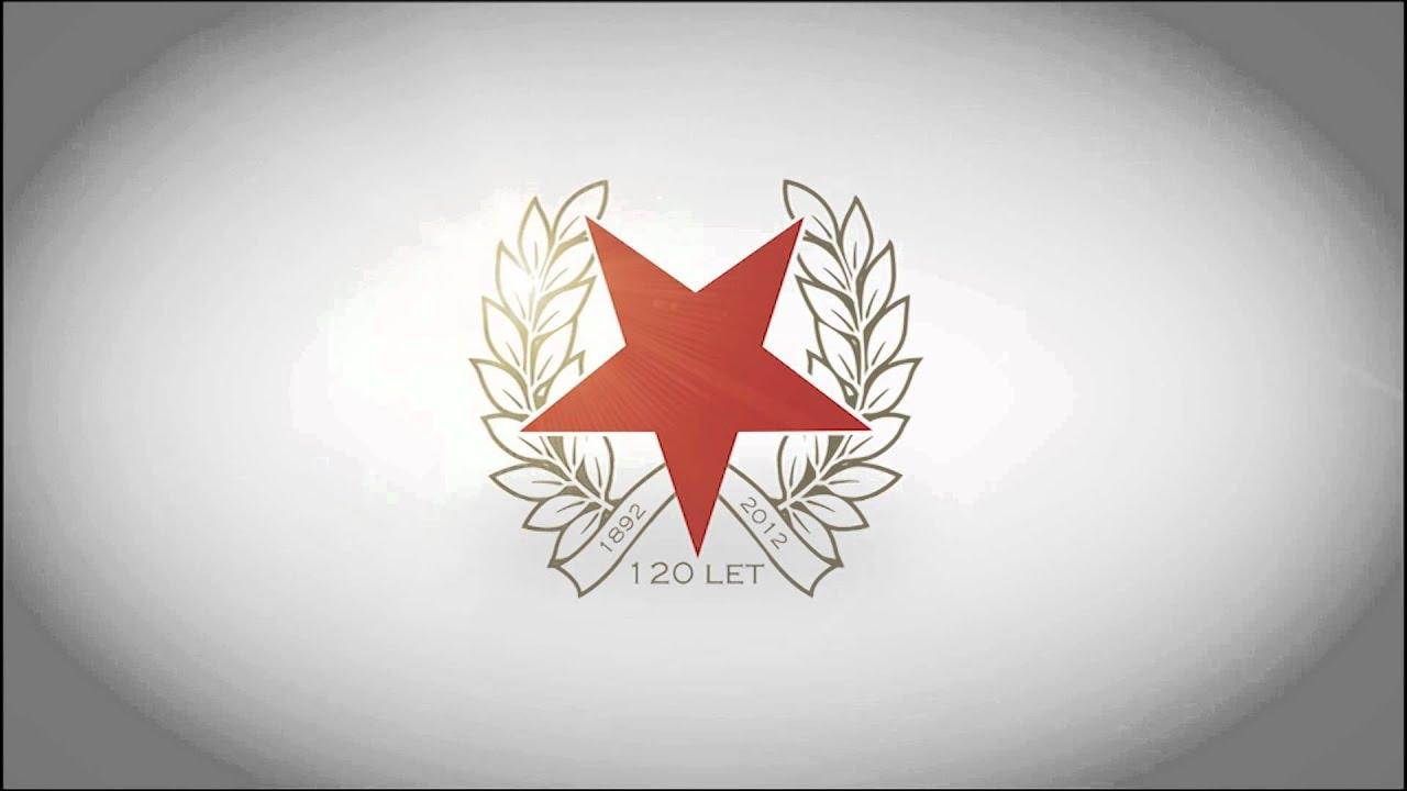 Sk Slavia Image: Logo Ke 120. Výročí SK Slavia Praha