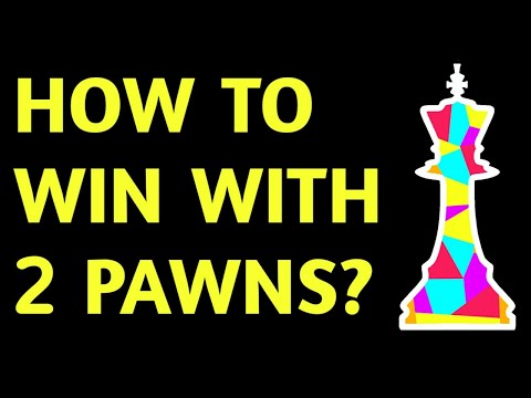 SECRET Chess Endgame Strategy & Puzzle: Best Tricks, Moves & Ideas to WIN King-Pawn End Games