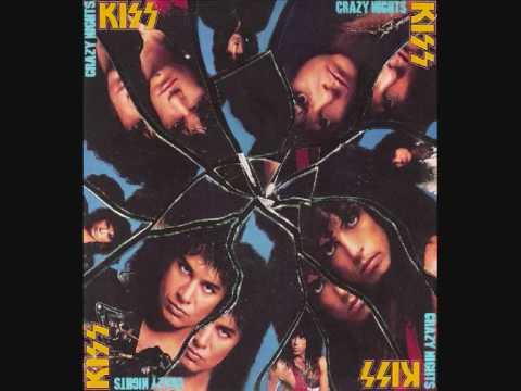 Kiss - Crazy Crazy Nights (8 Bit)