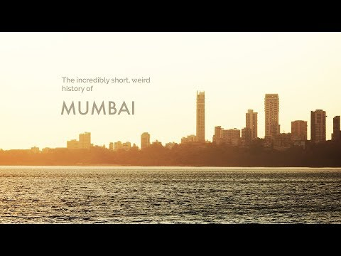 A short, quirky history of India's financial capital, Mumbai