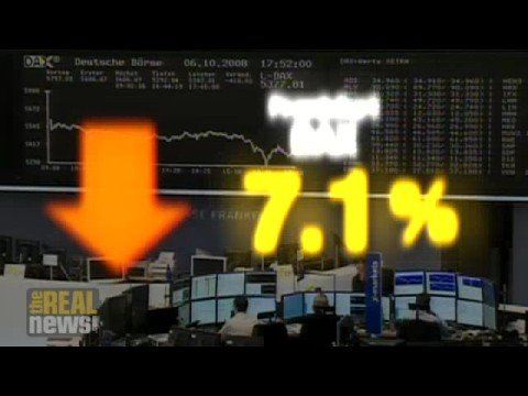 Worldwide Financial Fiasco