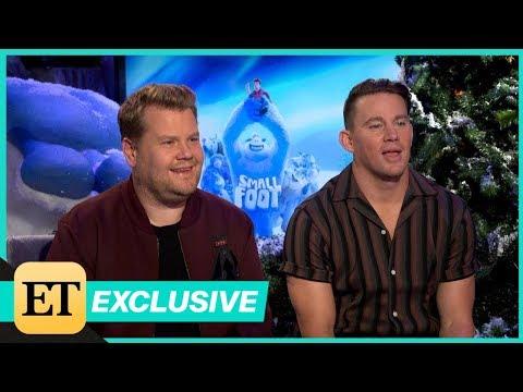 Channing Tatum Wants to Do Carpool Karaoke  With a Twist! Exclusive