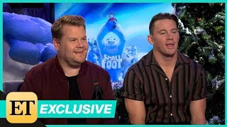 Channing Tatum Wants to Do Carpool Karaoke -- With a Twist! (Exclusive)