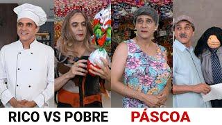 Rico vs Pobre - PÁSCOA