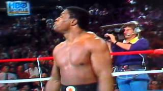 Mike Tyson Vs  Trevor Berbick HD