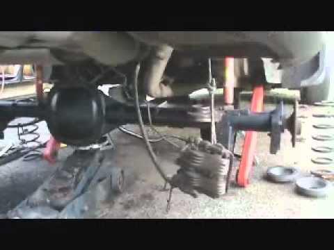 Camaro Rearend Gen 4 Replace Part 1