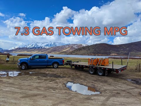 f-250-7.3-gas-empty-and-towing-mpg-review