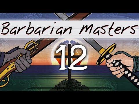 Barbarian Masters #12 | The Enemy Grows Distant | Total War Shogun 2 Otomo Campaign NLP