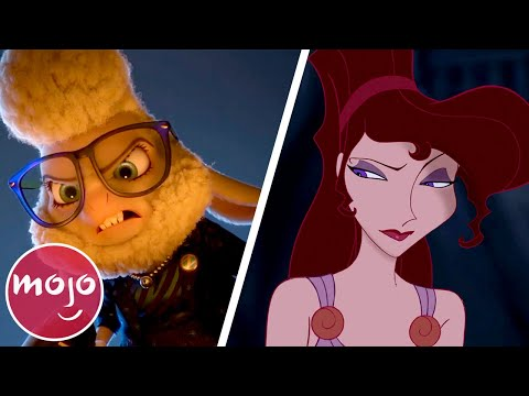 Top 20 Disney Movie Plot Twists You Didn't See Coming