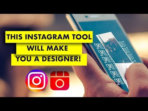 Design FREE Instagram Stories COVERS & Templates With This App (No PSD)