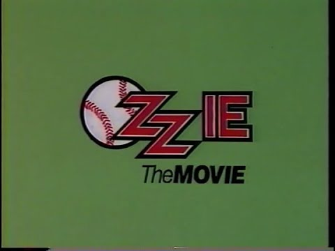 Ozzie: The Movie (1987)  featuring Hall of Fame Shortstop Ozzie Smith - St. Louis Cardinals Baseball