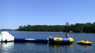 Beauview Cottage Resort Water Trampoline