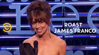 Roast of James Franco - Aziz and James' Great Career Choices - Uncensored