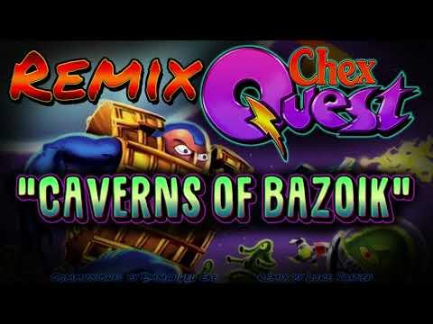 """Chex Quest """"Caverns Of Bazoik"""" Remix"""