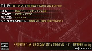 2 Puerto Ricans, A Blackman And A Dominican - Do It Properly (Def Mix) (Grooveline | 1987)