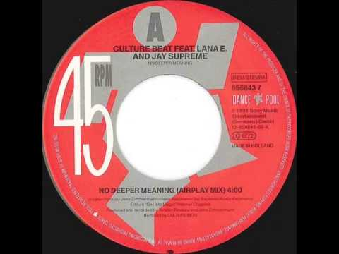 Culture Beat - No Deeper Meaning (Airplay Mix) HQ AUDIO