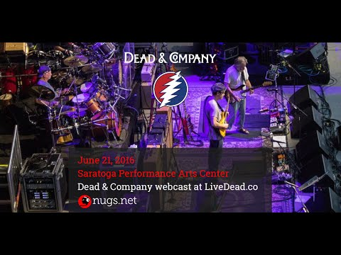 Dead & Company: Slipknot!/Franklin's Tower 12/28/15 San Francisco, CA