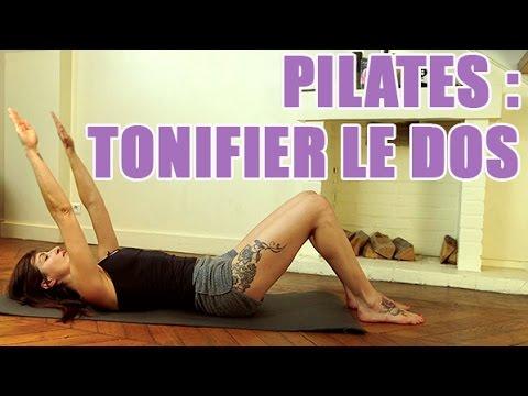 Réaliser des postures de pilates pour tonifier son dos . 0011771bee4