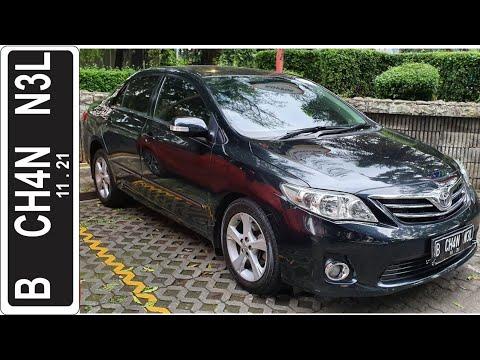 In Depth Tour Toyota Grand New Corolla Altis 1.8E [E140] Facelift (2012) - Indonesia