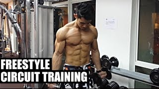 See What Do What (Freestyle Circuit Training)