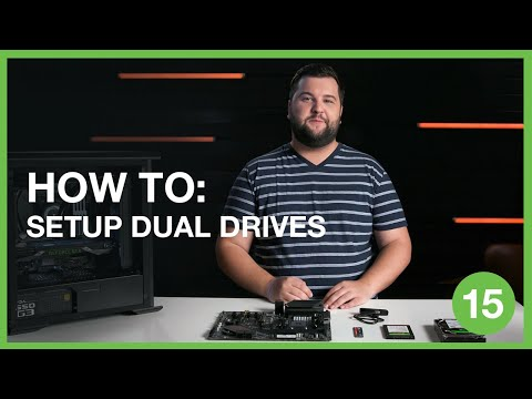 How to Set Up Hard Drive and SSD Dual Drives | Inside Gaming With Seagate