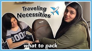 Our Travel NECESSITIES