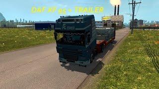 Euro truck simulator 2017 моды
