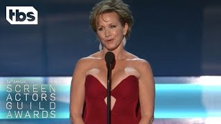 SAG AFTRA President Gabrielle Carteris' Speech | 24th Annual SAG Awards | TBS