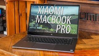 Почти MacBook, только на винде. Распаковка Xiaomi Mi Notebook Pro, Mi Laptop Pro или как его там...