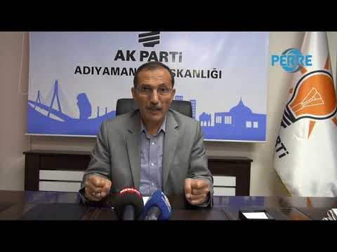 """Dağtekin, """"Adıyaman Tütünü Markalaşarak Türkiye'ye Sadece Değil Bütün Dünyaya Takdim Etmiş Olacağız"""""""
