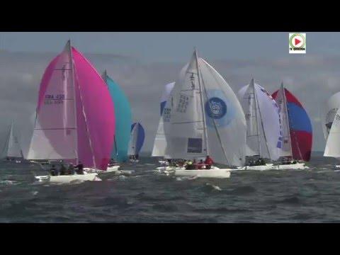 Régate Spi Ouest-France 2016 - TV Quiberon 24/7