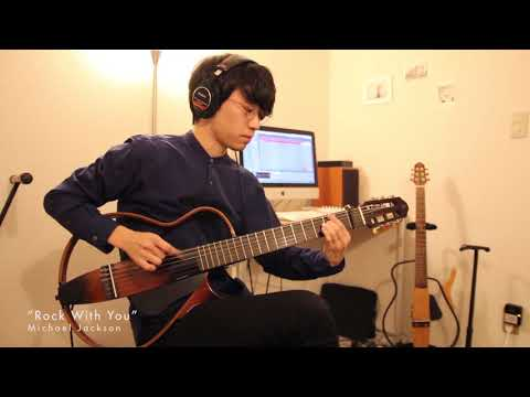 Chords for Rock With You (solo guitar cover) TATSUYA MARUYAMA