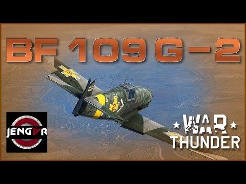 War Thunder Premium Review: Bf 109 G-2 [Romanian Devil]