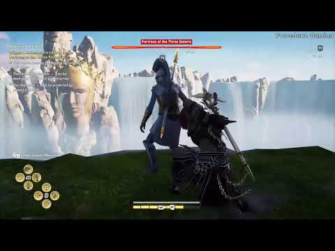 Assassin's Creed Odyssey - The Fate Of Atlantis Episode 1 - A Lover And A Fighter