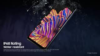 Introducing the Galaxy XCover Pro