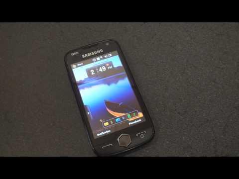 Samsung Omnia II GT-i8000 Hardware Tour