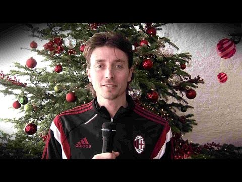 Merry Christmas and Happy New Year from AC Milan!   AC Milan Official