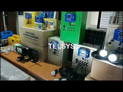 Solar Power System - Telsys by Satcomnet