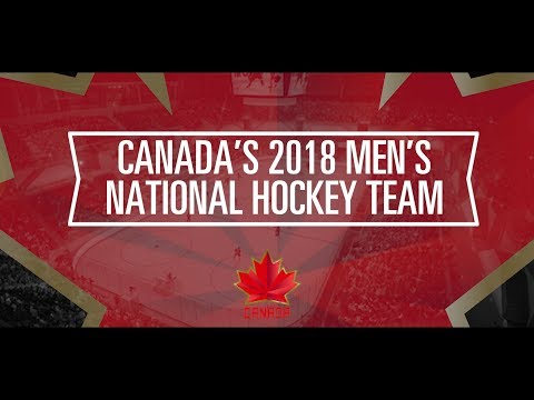 Meet The Men's Hockey Team For The 2018 Olympic Winter Games