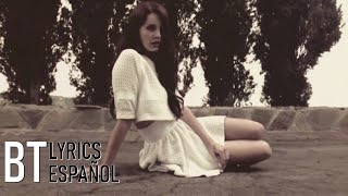 Lana Del Rey - Summertime Sadness (Lyrics + Español) Video Official