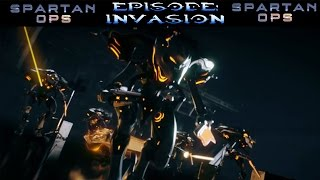 HALO 4: SPARTAN OPS | Episode #07: Invasion | Halo The Master Chief Collection (DE)