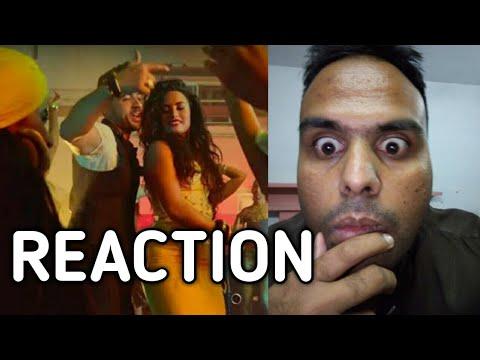 Luis Fonsi Demi Lovato - Échame La Culpa REACTION