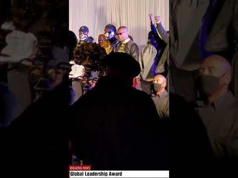 2020 Black I Am Awards Grand Master Jay Speech Excerpts