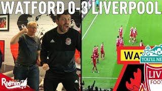Watford v Liverpool 0-3 | Story of the Match