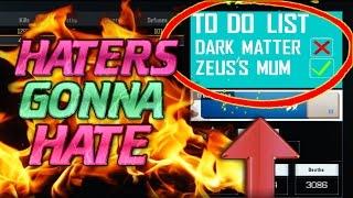 *RAW UNCUT* HATERS vs Zeus! COD TryHards! BO3 SnD