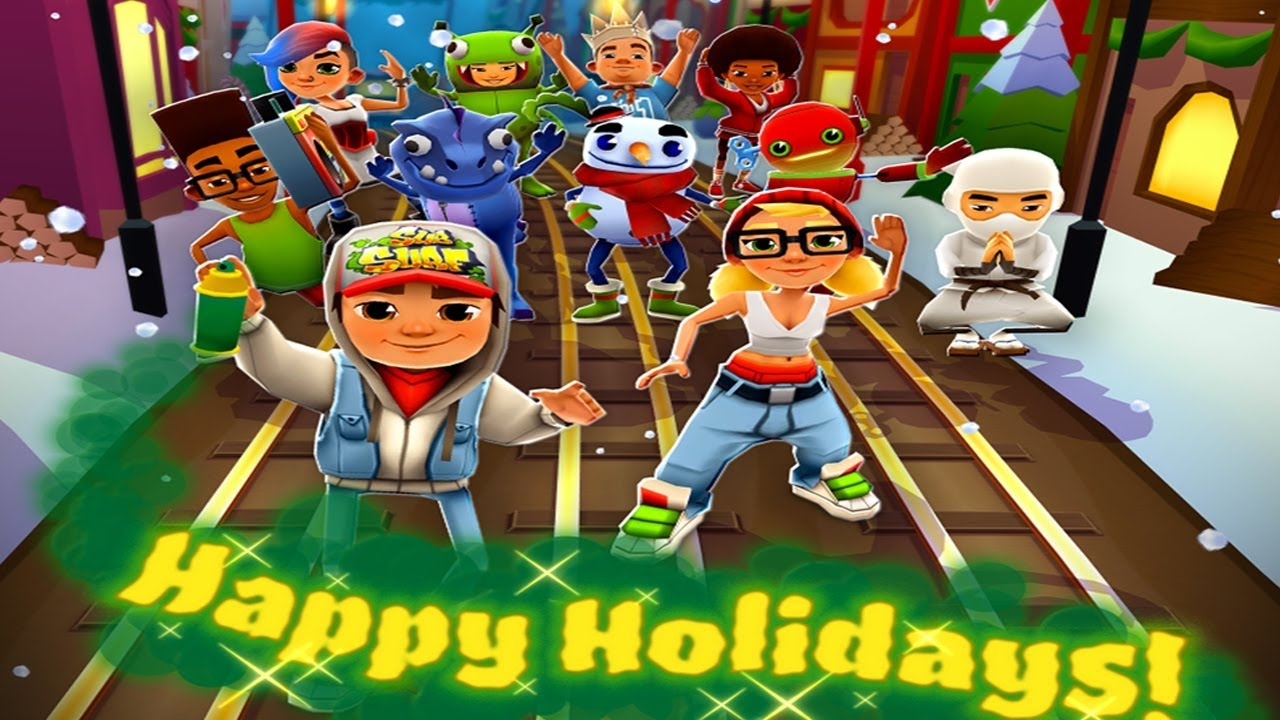 Subway Surfers Mod Apk v1.105.0 Unlimited Key/Coins Hacks