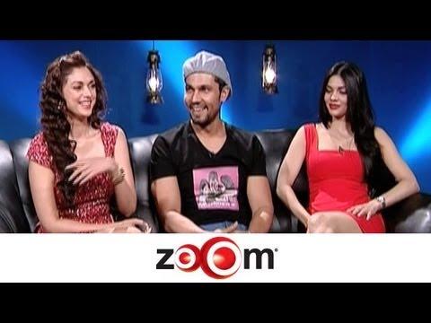 Randeep Hooda, Aditi Rao Hydari & Sara Loran's Exclusive Interview - Murder 3 special